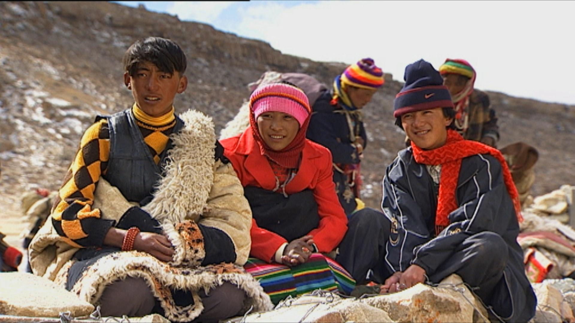 Tibet zwischen Museum und Moderne