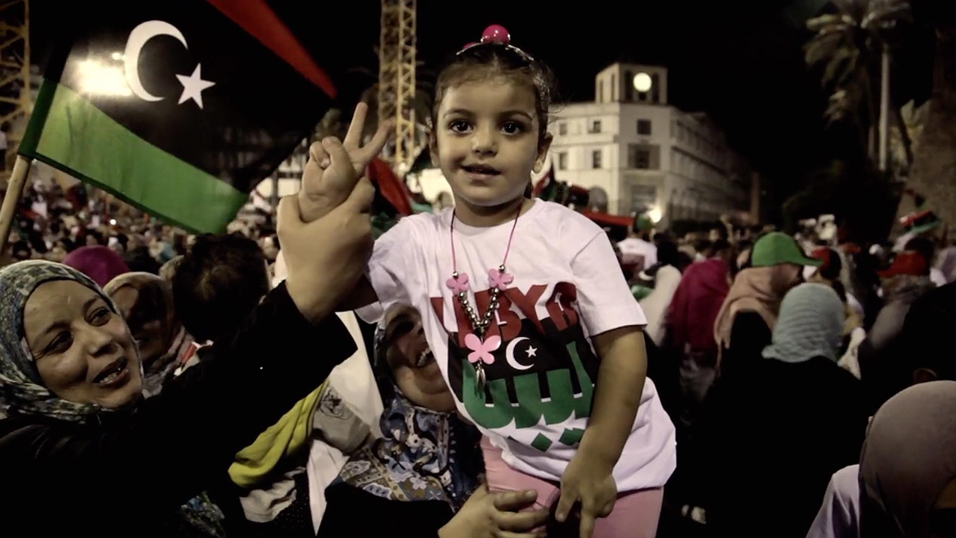 Tripoli Awakes